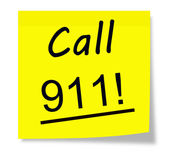 Call 911! — Stock Photo