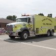Town of Oneida Volunteer Fire Department Truck — Stock Photo #21226469