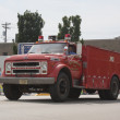 Old Chevrolet Seymour Rural Fire Department Truck Front View — Stock Photo #21226523