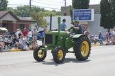 Old John Deere Tractor — Stock Photo