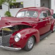 1940 Mercury Coupe Side View — Stock Photo