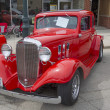 Постер, плакат: 1933 Red Chevy Coupe