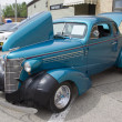 Постер, плакат: 1938 Blue Chevy Coupe