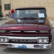 1962 GMC Truck Front View — Stock Photo
