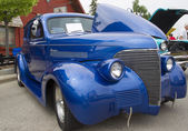 1939 chevy coupe streetrod — Stockfoto