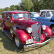 Постер, плакат: 1934 Buick 57 Red Car