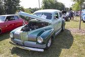1941 Nash Ambassador Aqua Blue Car — Stock Photo