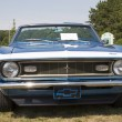 Постер, плакат: 1968 Chevy Camaro Front Low view