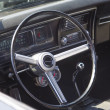 1968 Chevy Biscayne Interior — Stock Photo #34920157