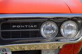 1967 Pontiac Firebird Headlights — Stock Photo