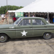 图库照片: 1964 Ford Falcon US Army Car