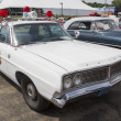 Stok fotoğraf: 1968 Ford Galaxie Milwaukee Police Car