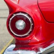 Stock Photo: 1957 Red Ford Thunderbird Tail Light