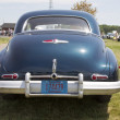 Постер, плакат: 1947 Black Buick Eight Car Rear View