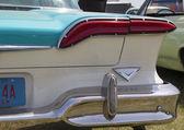1958 Blue Edsel Citation Tail light — Foto Stock