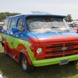 Постер, плакат: 1974 Chevy Scooby Doo Mystery Machine Van