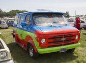 1974 Chevy Scooby Doo Mystery Machine Van — Stock Photo