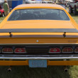 1970 Orange Mercury Cyclone Spoiler Rear View — Stock Photo #39591949