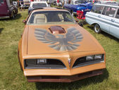 Pontiac Trans Am Copper — Stock Photo