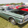 Stock Photo: 1962 Green Dodge Dart