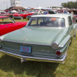 Stock Photo: 1962 Green Dodge Dart Rear View
