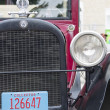 1924 Red Dodge Brothers Touring Car Grill — Stock Photo #41241327