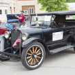 Stock Photo: 1924 Black Dodge Brothers Touring Car