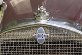 1931 Chevy Special Sedan Hood and Grill — Stockfoto