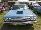 1962 Chevy 2 Door Impala Front View — Foto Stock