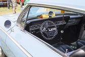 1962 Chevy 2 Door Impala Interior View — Stock Photo