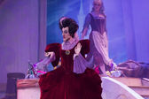 Lady Tremaine Wicked Stepmother from Cinderella — Stock Photo