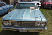 Powder Blue Chevy El Camino — Foto de Stock