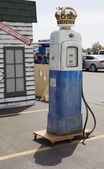 Vintage Gas Station Pump — Foto de Stock