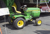 John Deere 300 Mower — Stockfoto