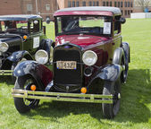 1930 Ford Pickup Truck Front View — Stock Photo