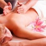 Massage body — Stock Photo #15473219