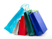 Several shopping bags. — Foto Stock