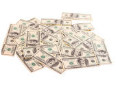 Background of money for business — Stock Photo