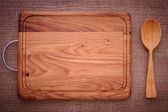 Fond de la texture du bois. — Photo