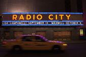 Radio city music hall — Stockfoto