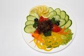 Assortimento di verdura — Foto Stock