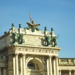 Stock Photo: Neue Burg in Vienna