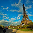 Eiffel Tower — Stock Photo #15386285