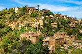 Residential area Port Soller Mallorca — Stock Photo