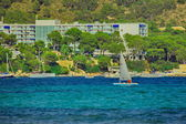 Coast of Palma de Mallorca — Stock Photo