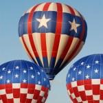 Hot air balloons — Stock Photo #11627848