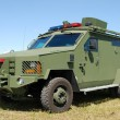 Armored police vehicle — Stock Photo #11631659
