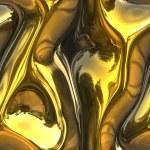Melting gold — Stock Photo #11642666
