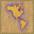 North and South America — Stock Photo #11642813
