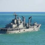 Military ship — Stock Photo #11684474